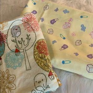 Fabric for Burp Cloths